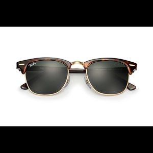 Ray-Ban clubmasters